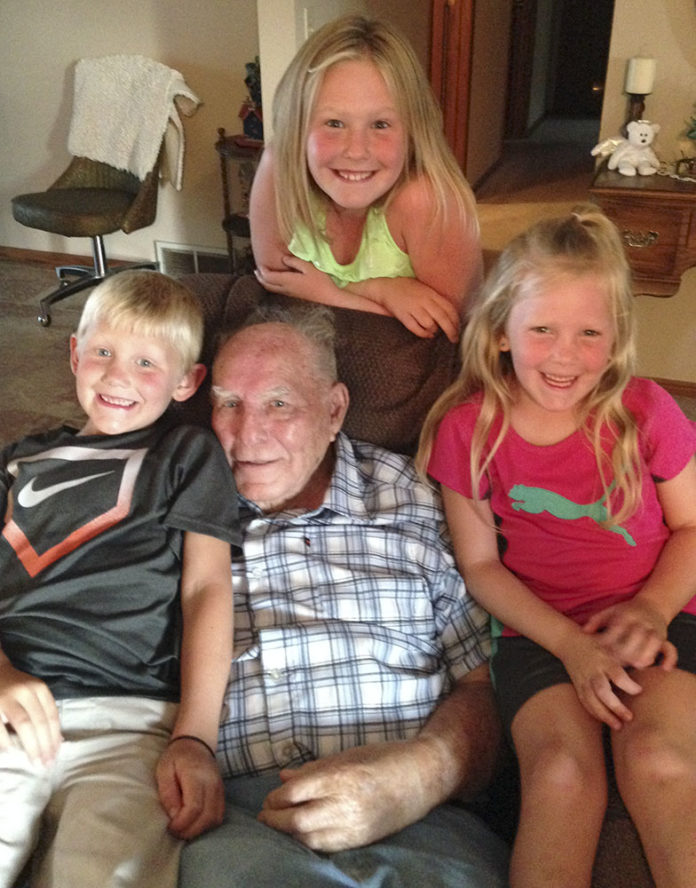 Jagger Schindler, Don Beck, Jerzie Schindler, and Journi Schindler