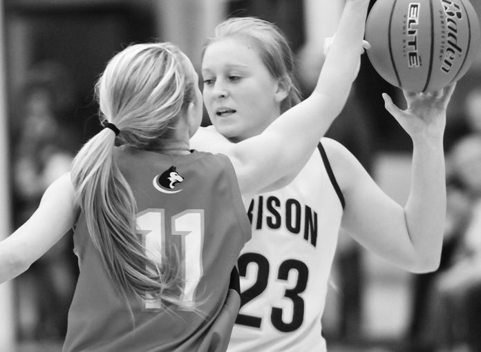 The lone returning starter for this year's Central City girls basketball team, senior Amber Erickson and the Lady Bison will open their season tonight (Thursday), hosting Grand Island Northwest, with home games also scheduled for Saturday (Ord) and next Tuesday (Centura).