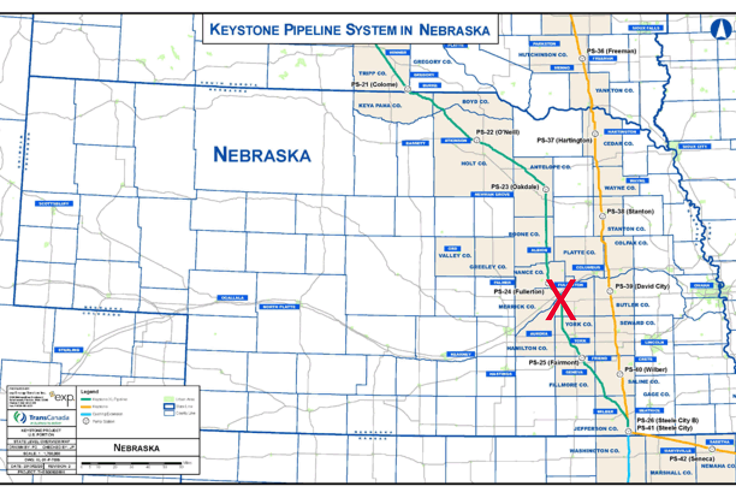 the keystone pipeline Construction surveys for the keystone xl pipeline path through northeastern montana as the project is being protested and litigated in federal court.