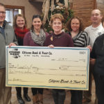 Citizens Bank and Trust Donation